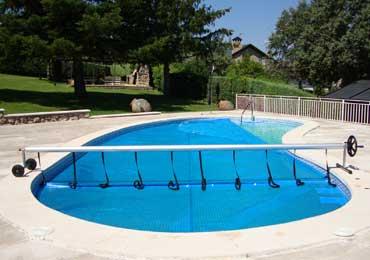 Lonas de piscina en sotillo de la adrada y todo el valle for Piscina la adrada