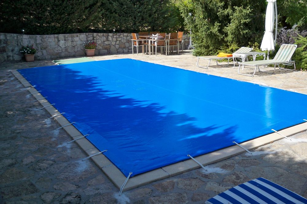protecci n piscina familiar iber coverpool