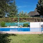 Cobertor de protección de piscina familiar cuadrada - Iber Coverpool
