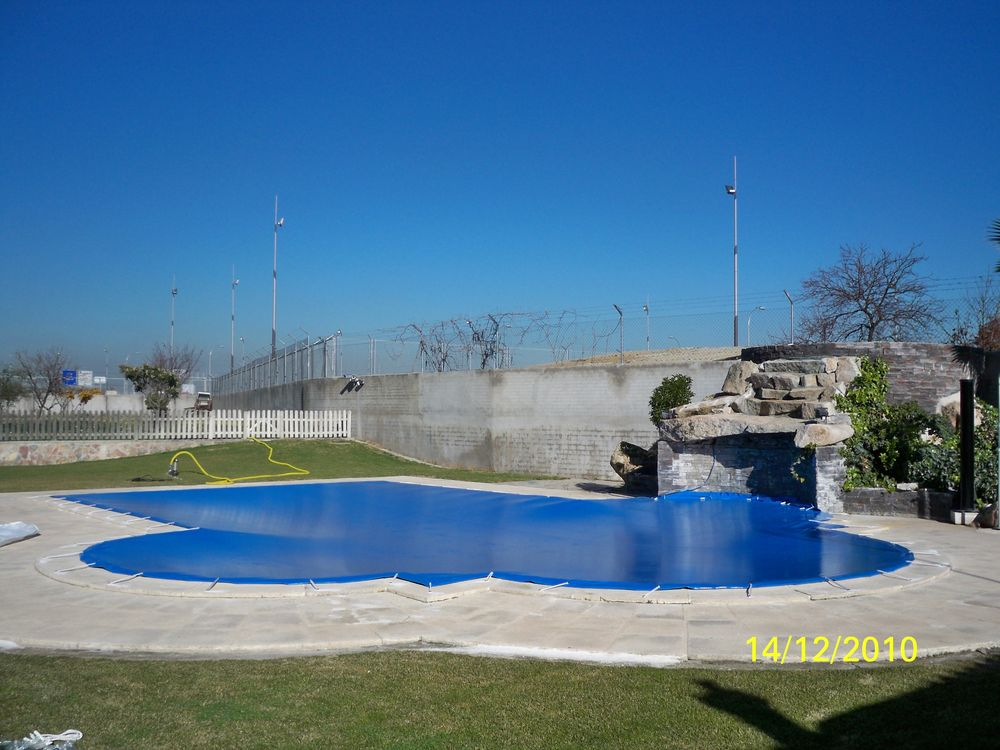 Cobertores protecci n irregulares iber coverpool - Cobertor de piscina ...