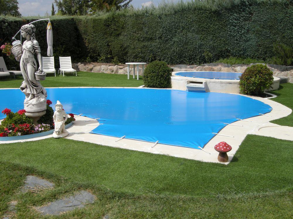 Cobertores protecci n irregulares iber coverpool for Proteccion de piscinas