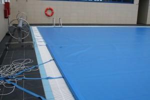 Iber Coverpool: cobertor térmico de espuma