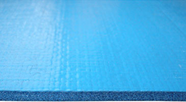 Iber coverpool: cobertor de espuma para piscinas