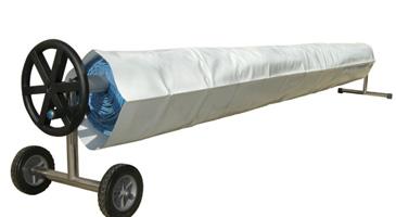 Enrolladores de cobertores para piscinas iber coverpool for Cobertores para piletas