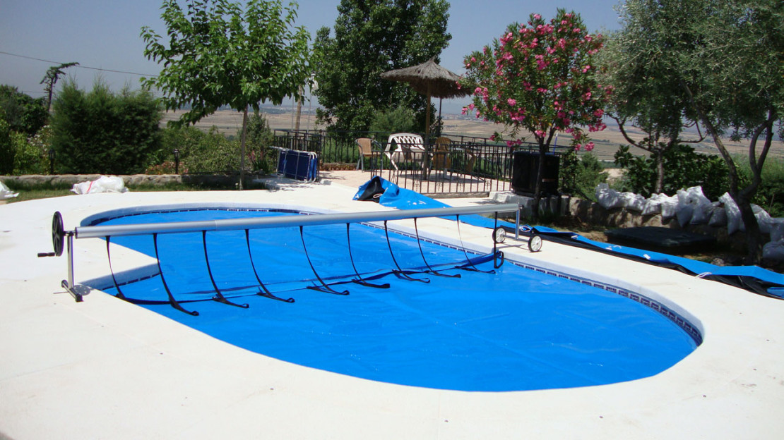 Cobertor para piscina solar archivos iber coverpool for Proteccion de piscinas